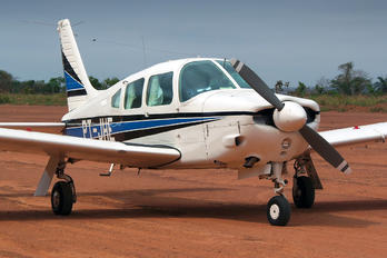 PT-JHE - Private Piper PA-28 Arrow