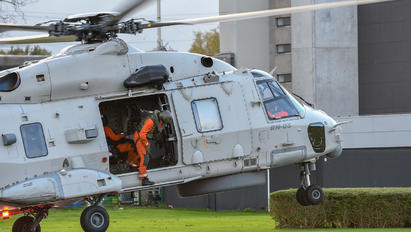 RN03 - Belgium - Air Force NH Industries NH90 NFH