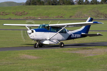 ZK-WWH - Private Cessna 206 Stationair (all models)