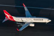 VH-VYJ - QANTAS Boeing 737-800 aircraft