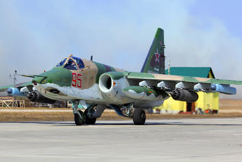 95 - Russia - Air Force Sukhoi Su-25SM