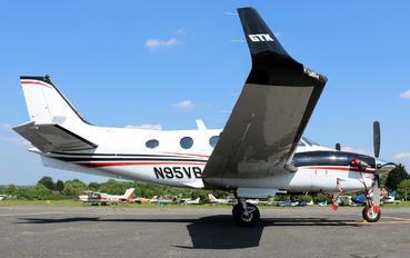 N95VB - Wells Fargo Bank Northwest Beechcraft 90 King Air