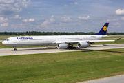 D-AIHU - Lufthansa Airbus A340-600 aircraft