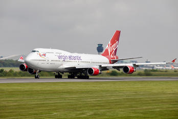 G-VGAL - Virgin Atlantic Boeing 747-400