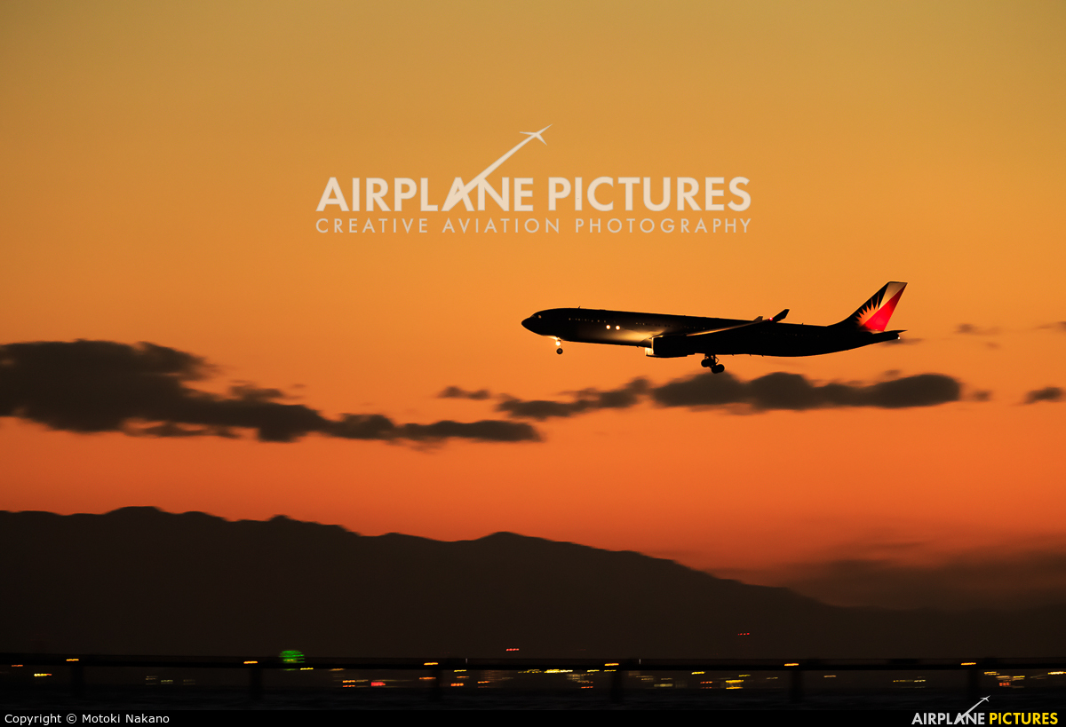Philippines Airlines RP-C3439 aircraft at Chubu Centrair Intl