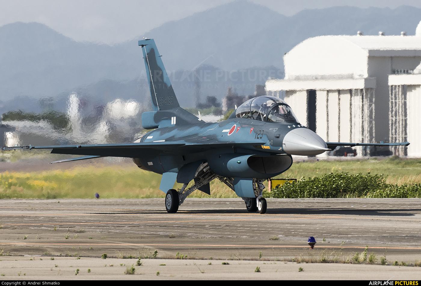 Japan - Air Self Defence Force 33-8123 aircraft at Nagoya - Komaki AB