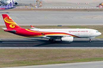 B-LNX - Hong Kong Airlines Airbus A330-200F