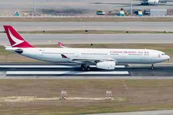 B-HYQ - Dragonair Airbus A330-300