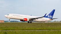 LN-RGD - SAS - Scandinavian Airlines Boeing 737-800 aircraft