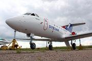 YK-AQA - Syrian Air Yakovlev Yak-40 aircraft