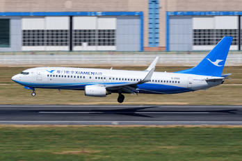 B-5565 - Xiamen Airlines Boeing 737-800