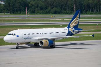 LZ-AOC - Bulgarian Eagle Airbus A319