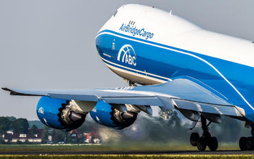 VP-BBY - Air Bridge Cargo Boeing 747-8F