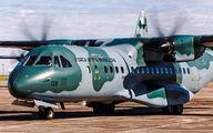 2809 - Brazil - Air Force Casa C-105A Amazonas aircraft