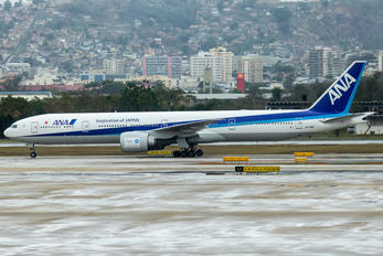 JA781A - ANA - All Nippon Airways Boeing 777-300ER