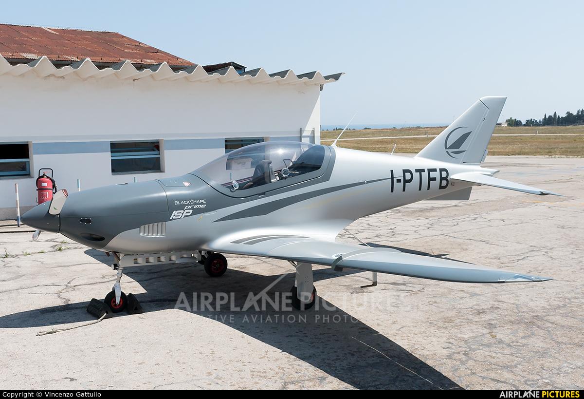 Blackshape I-PTFB aircraft at Bari