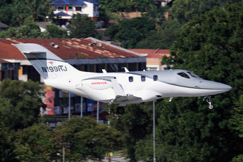 N199HJ - Private Honda HA-420 HondaJet