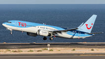 OO-TMA - TUI Airlines Belgium Boeing 737-8 MAX aircraft