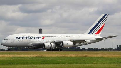 F-HPJD - Air France Airbus A380