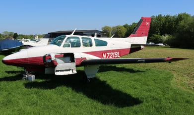 N7219L - Private Beechcraft D95A Travel Air