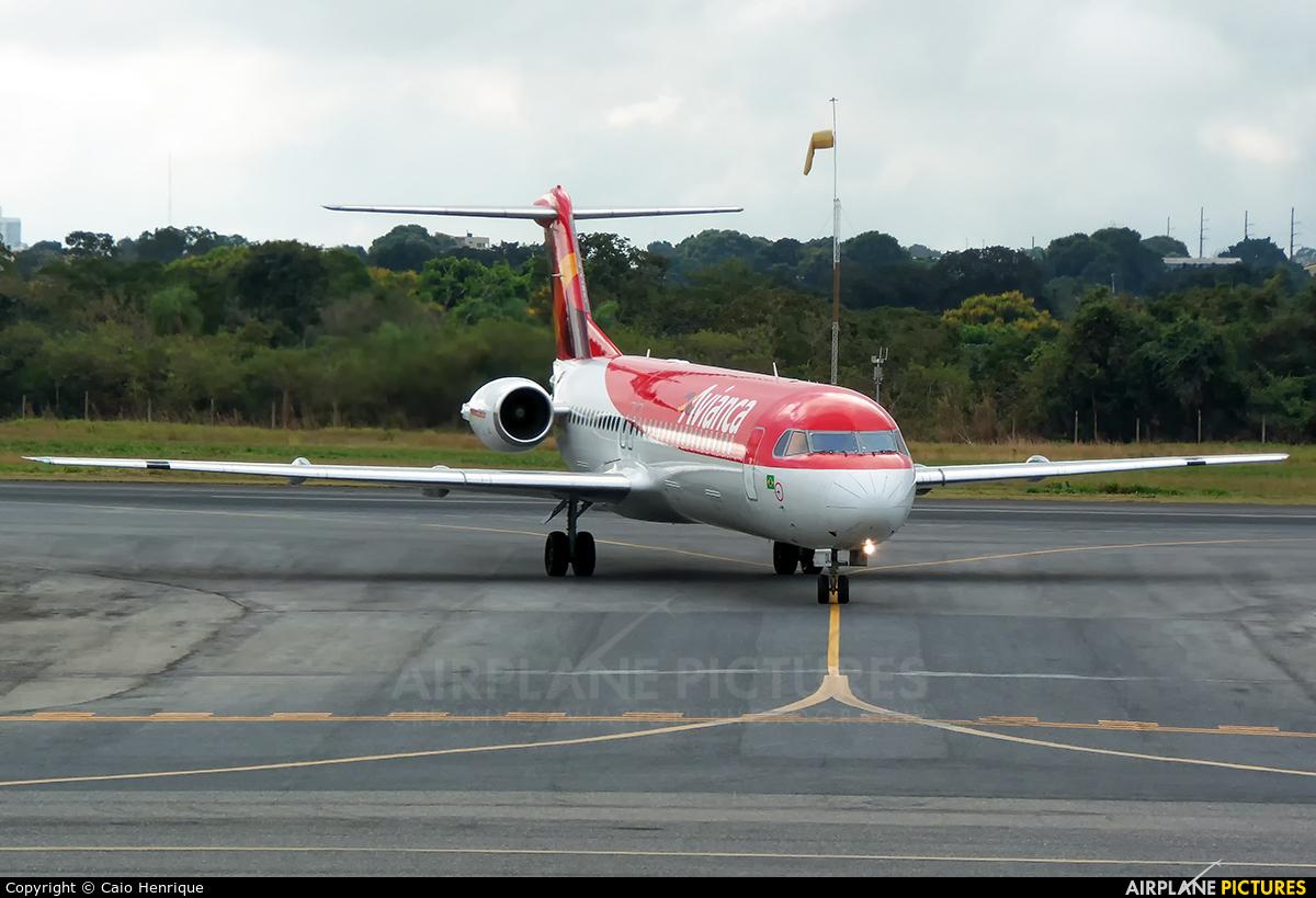 Avianca Brasil PR-OAJ aircraft at Cuiabá - Marechal Rondon
