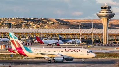 D-ABHN - Eurowings Airbus A320