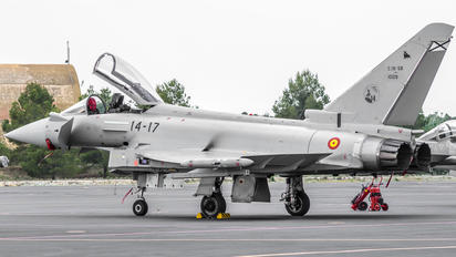 C.16-58 - Spain - Air Force Eurofighter Typhoon
