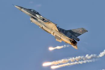 4056 - Poland - Air Force Lockheed Martin F-16CJ Fighting Falcon