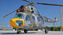 0718 - Czech - Air Force Mil Mi-2 aircraft
