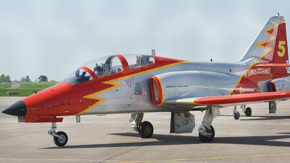 E25-13 - Spain - Air Force : Patrulla Aguila Casa C-101EB Aviojet