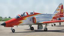E25-13 - Spain - Air Force : Patrulla Aguila Casa C-101EB Aviojet aircraft
