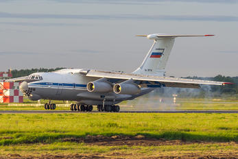 RA-78794 - Russia - Air Force Ilyushin Il-76 (all models)