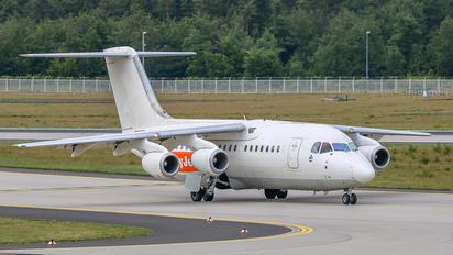 D-AWUE - WDL British Aerospace BAe 146-200/Avro RJ85