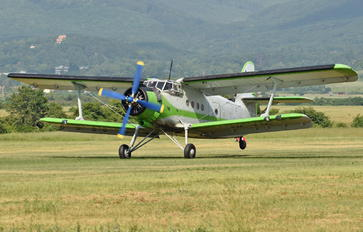 OK-KIK - Private Antonov An-2