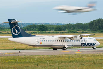 YR-ATH - Tarom ATR 72 (all models)