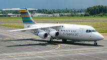 SE-RJI - Braathens Regional British Aerospace BAe 146-300/Avro RJ100 aircraft