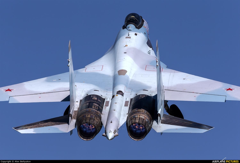 Russia - Air Force 61 aircraft at Ryazan - Dyagilevo
