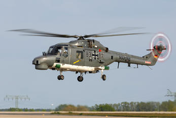 83+07 - Germany - Navy Westland Super Lynx Mk.88A