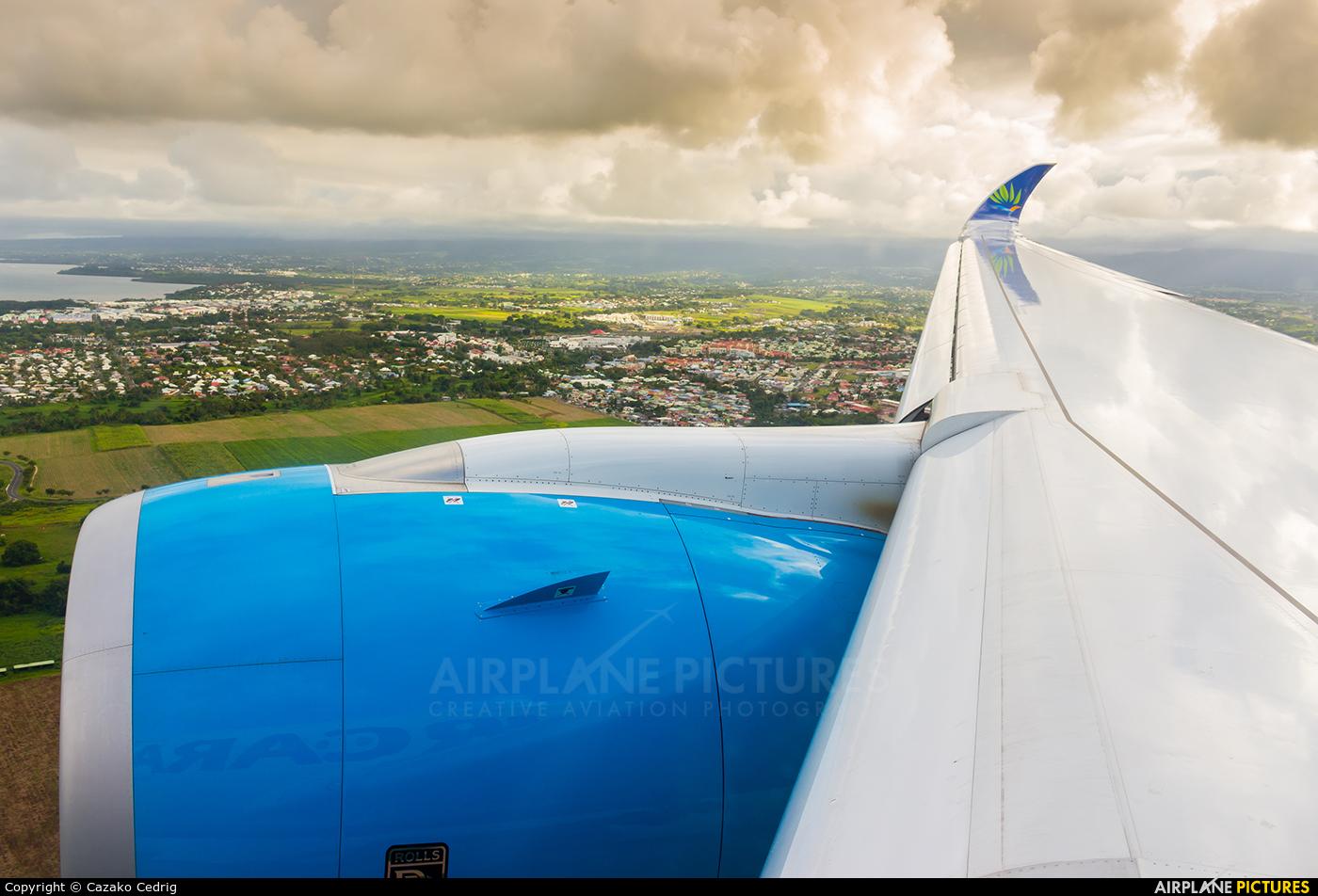 Air Caraibes F-HHAV aircraft at Guadeloupe - Pointe-à-Pitre