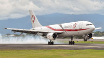 XA-LRL - Aero Union Airbus A300 aircraft