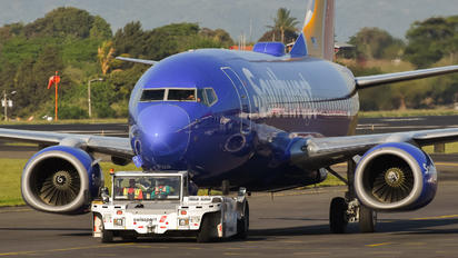 N7717D - Southwest Airlines Boeing 737-700