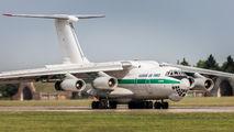 7T-WIU - Algeria - Air Force Ilyushin Il-76 (all models) aircraft