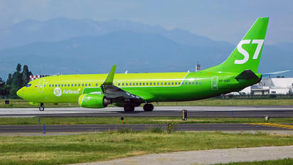 VP-BQD - S7 Airlines Boeing 737-800
