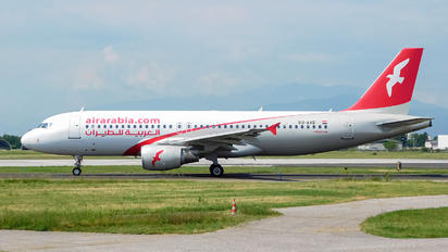SU-AAD - Air Arabia (Egypt) Airbus A320