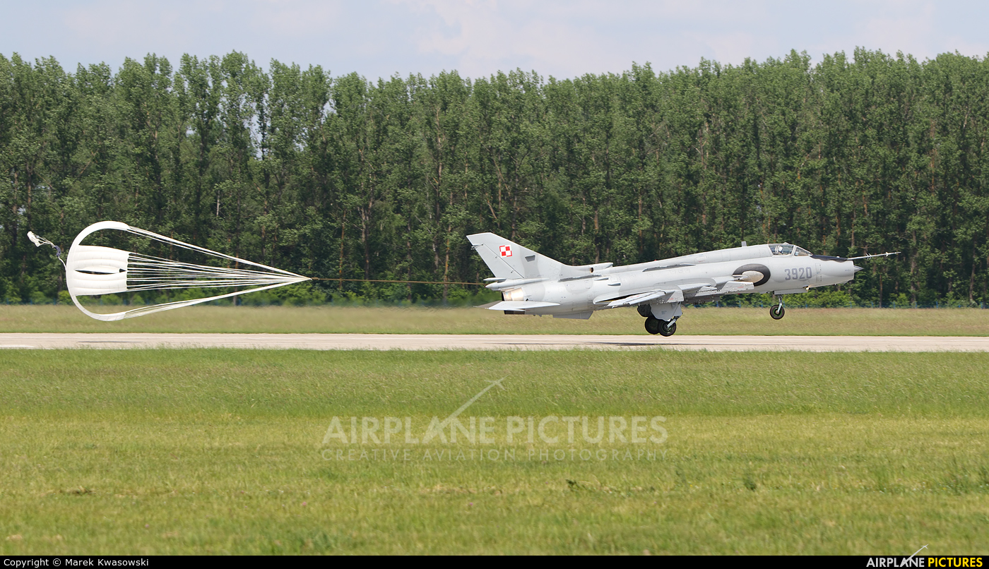 Poland - Air Force 3920 aircraft at Mińsk Mazowiecki