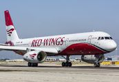 RA-64043 - Red Wings Tupolev Tu-204 aircraft