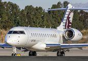 A7-CEF - Qatar Executive Bombardier BD-700 Global Express aircraft