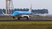 PH-EXS - KLM Cityhopper Embraer 170-200 STD aircraft