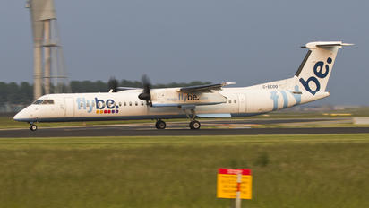G-ECOO - Flybe de Havilland Canada DHC-8-400Q / Bombardier Q400