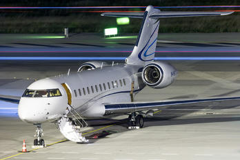 9H-IVG - OJet Bombardier BD-700 Global Express